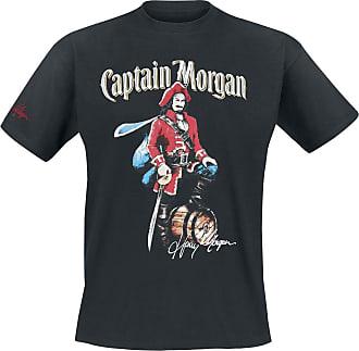 LogoT Morgan Schwarz shirt Captain Emp Exklusiv gf7yvYb6