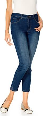 Heine Jeans 7 8 High Ca65 Damen CmMaterialBaumwollePolyester stretchBlauTimelessSchrittlänge xWdrCoEeQB