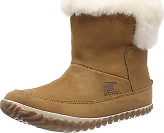 About elk Eu 286 N Women's Bootie Natural Brown 39 Boots Out Sorel P04wq