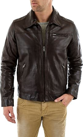 Brown Major Reddish Daytona Tiger Sheep Blouson QtxBshdCr