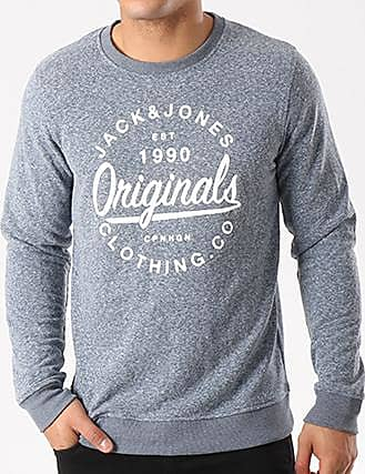 Bleu Breeze Sweat Jones Marine Chiné Jack amp; Crewneck RqwSEnnaIX