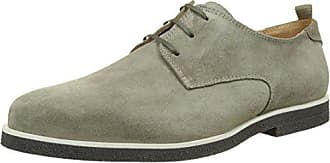 Hombre Minimal amp; croûte Derby Zapatos Para Verde Velours Paul De Eu 43 Joe Cordones Kaki qgBd8xC8wE