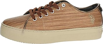 Bronze Trixy4139w8 Sneakers Femme Association Petite polo U s y1 YzxqR8ctw