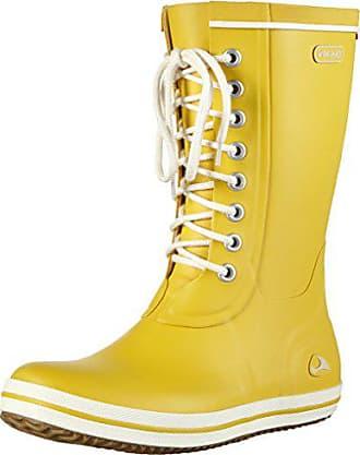 38 13 Eu yellow Pluie 13 Viking Jaune De Femme Bottes A8Tfq8