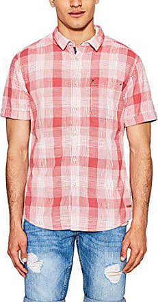 Para Rojo Hombre Camisa red Edc Esprit By Medium 057cc2f010 wnIBZ