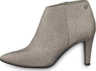 66145ddda25372 Ankle 25326 GlitzerSchuhgröße 35 EuFarbe 1 Stiefelette Boots Tamaris silber  31 Damen SMpqUVz