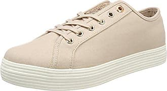 Sneakers rose S Basses gold Femme Eu 23622 oliver 36 EXqE14z