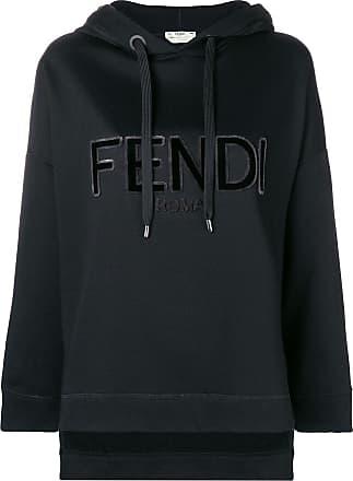 Logo Logo Noir Logo Hoodie Fendi Hoodie Noir Fendi Fendi qHtYTY