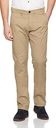 Celio Para W beige Pantalones Dotalia Hombre 26 Foncé zqnzpfBaP
