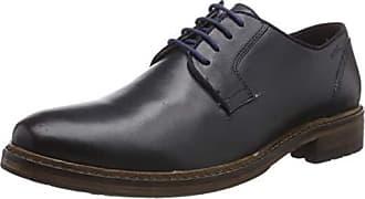 Brentwood Eu Oxford Negro Velvet cow 46 00939 Hombre Marc De Cordones Grey Para Zapatos BqwHHCZ