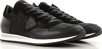 Philippe For On Sneakers 39 Sale Men 2017 Black Model Nylon wHrx5IH