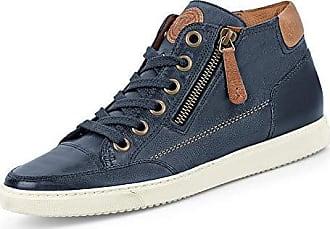 Blau ShoppenBis In Damen Zu Sneaker −53Stylight Leder lJF1cTK