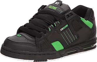 Uk Globe De 5 moto Skateboard Black Noir 10768 Chaussures Homme Sabre 7 Green r7qFwr