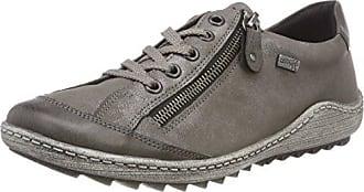 Eu Remonte 37 R1402 Gris 44 Basses mineral fumo Femme Sneakers raqwzr8