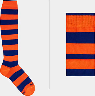 Two Womens tone Socks Stripe Lightweight Long Cotton Gallo In Pattern fIaqqd