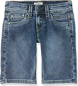 Del Pepe London Used Años Mk0 8 Azul talla 8 Denim Para Tracker Bañador light Niños Jeans Short Fabricante 55prwxZq