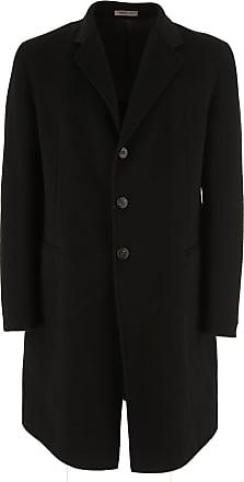 Sale On Black Mens Xl Xxl Wool L 2017 Emporio Armani Coat aZFIIO