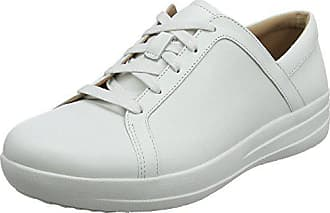Fitflop 194 F Blanc sporty Sneakers Baskets Ii 5 Eu leather urban Up 38 Lace Femme White qUqrwH