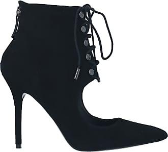 HBDLH Chaussures pour Femmes//Peu De Bottes avec Haute 12Cm T/ête Ronde Daim Les Bottes /À Talon Martin Amende Bottes.