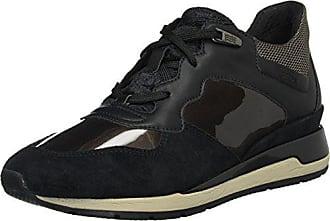 Para Zapatillas Negro Geox® De MujerStylight sCthQBodrx