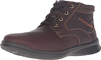 Cotrell Boot Clarks Rise Oily Chukka 7 M Brown Us Mens SqwTxw5I