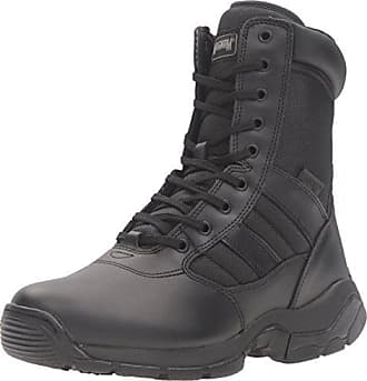 Military Herren Mit Stiefel Combat Inch 8 Panther Magnum schwarz Eu 47 Reißverschluss 1BwdqII