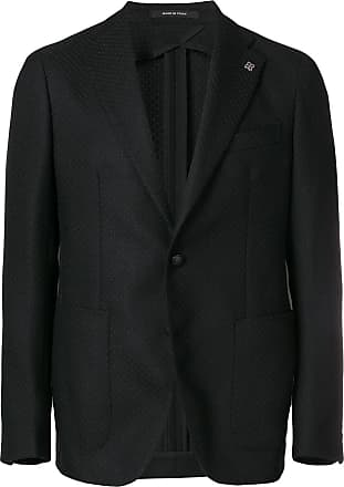 Jacket Tagliatore Fitted Noir Tagliatore Tailored Fitted xIPOF