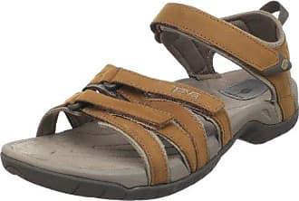 Eu Sandal Teva Marron 8 Womens Uk Outdoor Leather Tirra 41 Ws Pqw4AU
