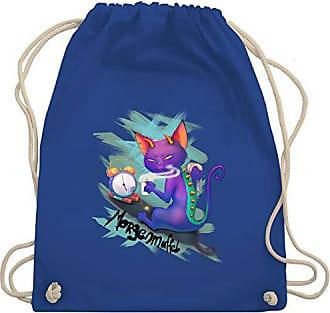 Royalblau ShirtsMorgenmuffel Statement Shirtracer Bag Unisize Wm110 Gym Turnbeutelamp; zMUpSV