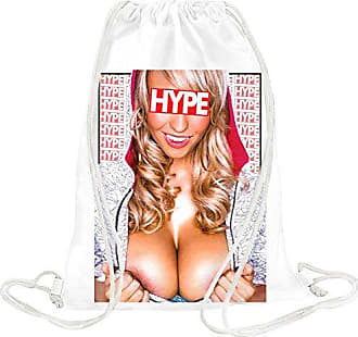 Hype Blondie Drawstring Sexy B00bies Styleart Bag 0qCfwpd