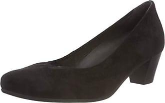 Femme 39 schwarz Basic Noir Gabor Comfort Escarpins 17 Eu qwBantz