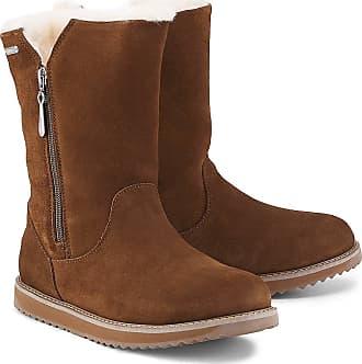 Damen 36 Boots Braun Gr Emu boots Winter In Gravelly Für XfxvT0W