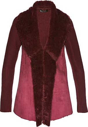 Mouw Rood Lange Gebreid In Selection Dames Bpc Vest Bonprix wA4IqFHx