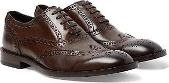 Wingtip Dark Smith Leather Paul Brogues Munro Brown RqxO0wFzw