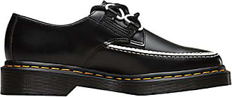 Belladonna Dr Shoes martens Eu Leather DrMartens 36 White Creeper Womens Black I9HD2E
