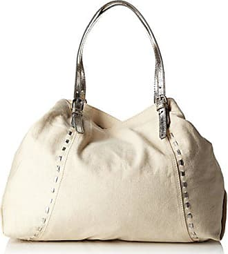 Damen Henkeltaschen Bag Pcsiri Pieces Canvas Facwq84wP