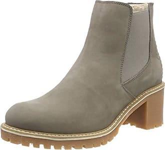 light Boots 21 Eu Damen 25447 Chelsea 254 Tamaris Grey Grau 41 PRY1qIWnw