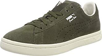 Puma Vert Mixte 37 Eu 5 02 Court Night Basses Adulte Suede Star whisper Interest Sneakers White forest 4886aYrwq