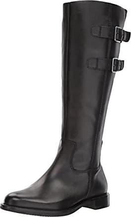 Boot 35 Ecco Shape Schwarz Buckle 1001 Eu Damen Stiefel black Tall 25 Hohe xZZwnX5rFq