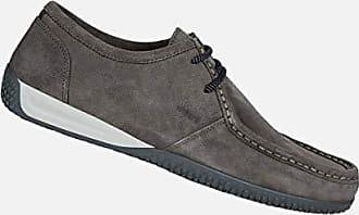 B Mocassins Geox grey Homme U Eu C1006 Delrick Gris 39 loafers ECC1qO