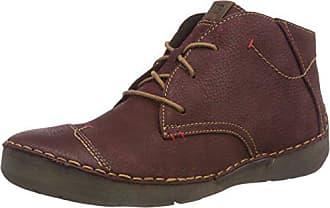 18 Womens Fergey 410 board Boots Seibel Desert Red 44 Eu Josef PTHInq6w