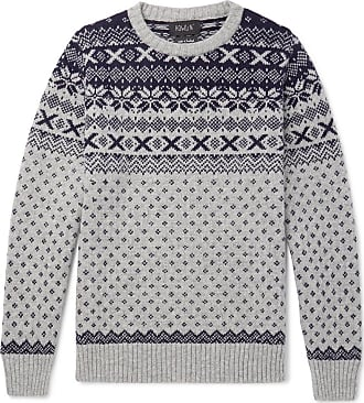 Sweater Fair Gray Howlin Mr Lawrence Isle Wool xwvgCOqC0