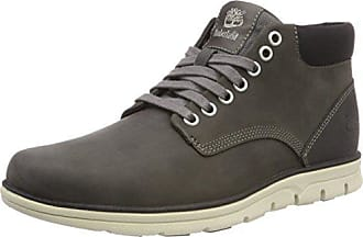 Chukka Saddleback44 Timberland Leather HommeGrispewter Eu Bottes Bradstreet 6ygbf7
