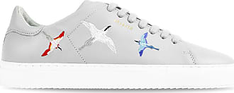 Clean Arigato Axel Light Leather Grey 90 Sneaker qSwzg8
