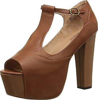 Chaussures tan Beige Tan Femme Jeffrey Campbell Eu 40 B6zqWH