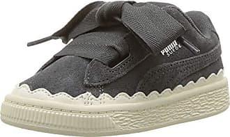 Suede Heart Rubberized Puma Kids Sneaker wqBEfv