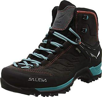 Ws Trainer 0674 Mtn Salewa magnet Chaussures Gris 38 5 De Mid Eu Randonnée viridian Hautes Femme Gtx Green d6Exwq