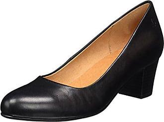 Tacón Negro Eu Mujer Caprice De 36 39 Zapatos Para 22413 qxgYBta