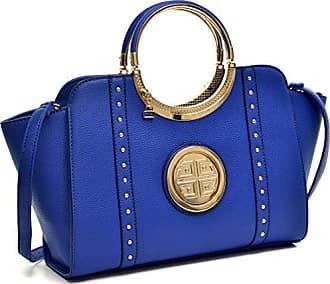 Einheitsgröße Mit 3186 Henkel Damen Dasein Blau Henkeltasche Royal Oberteil Für Schulterriemen Und RBO8U5qw