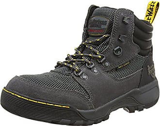 Adulto Dr dark Rapid Black 39 Gris De Shadow Zapatos Martens S1p Eu 031 Unisex Seguridad 0rwv0q